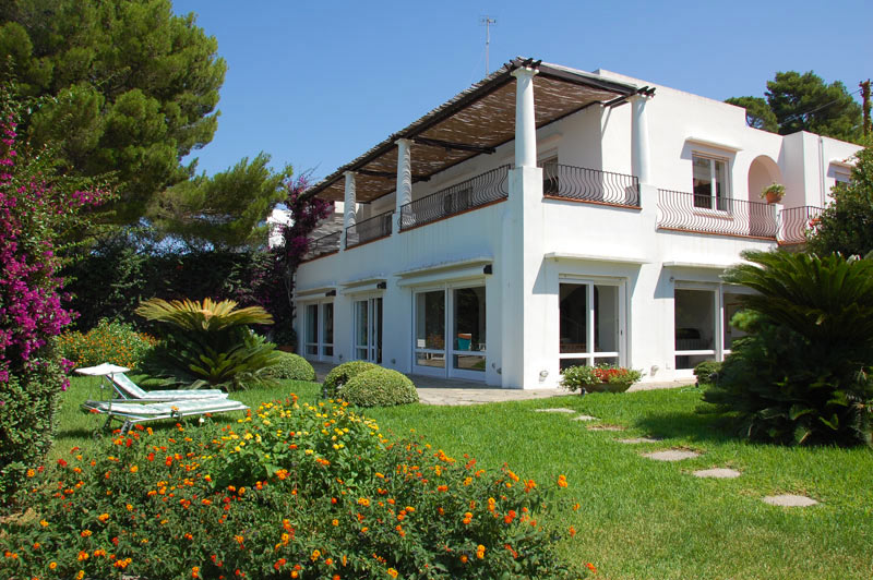 Capri Properties Homes Villa For Sale In Capri Island Campania